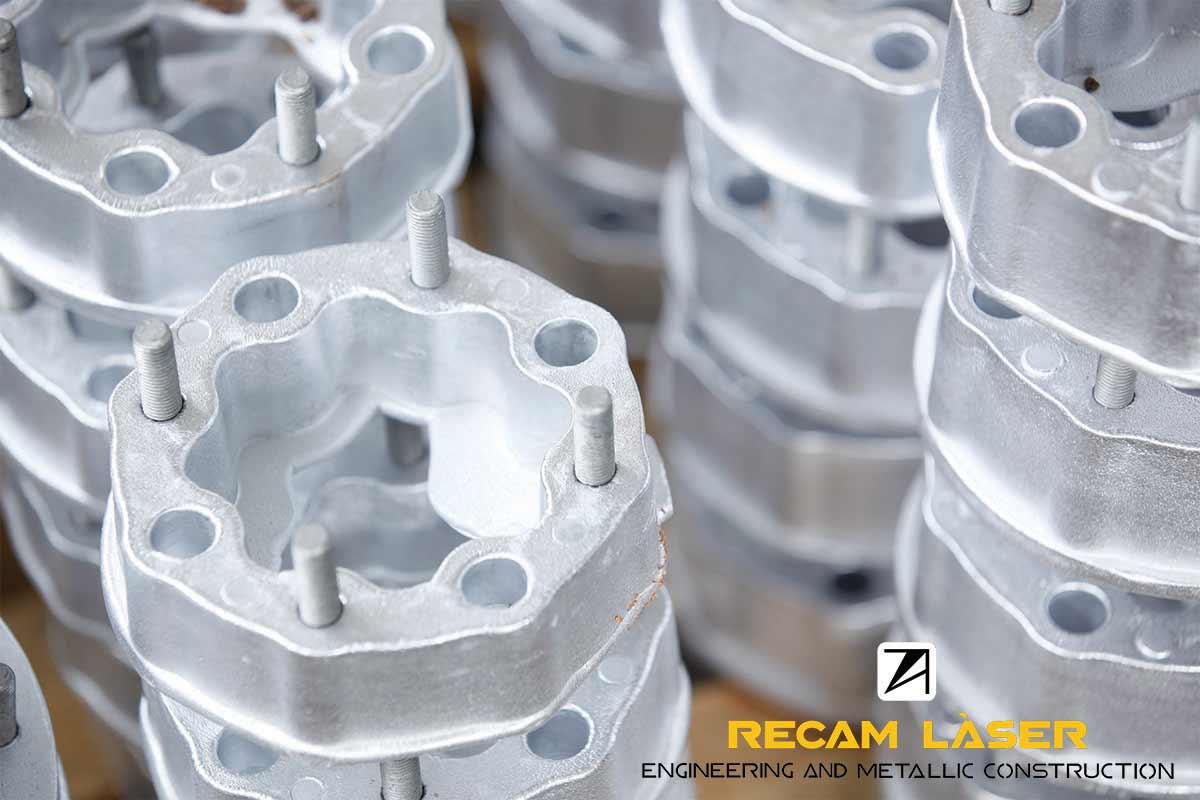Recam Laser Aluminium Smelting