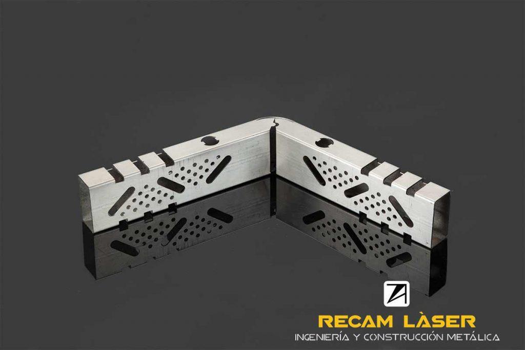 Corte de tubos por láser III