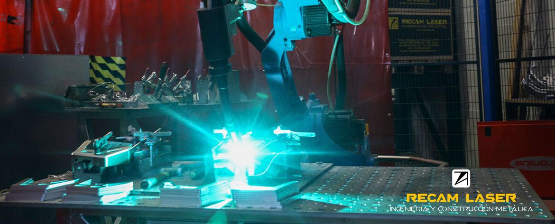 La fabricación de piezas metálicas