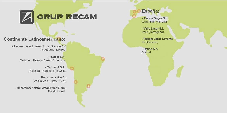 Grupo Recam Español