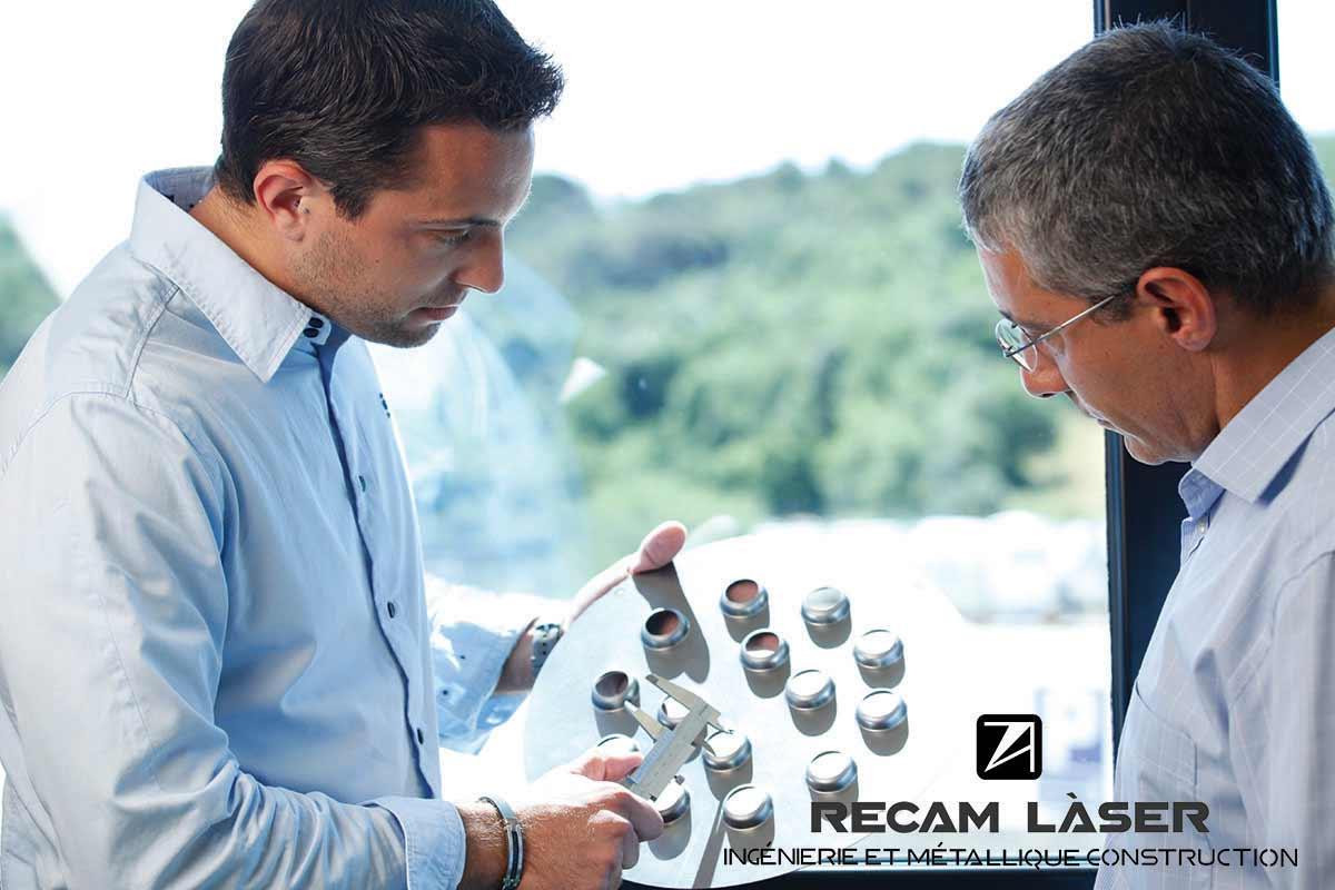 Ingenierie de produits Recam Laser