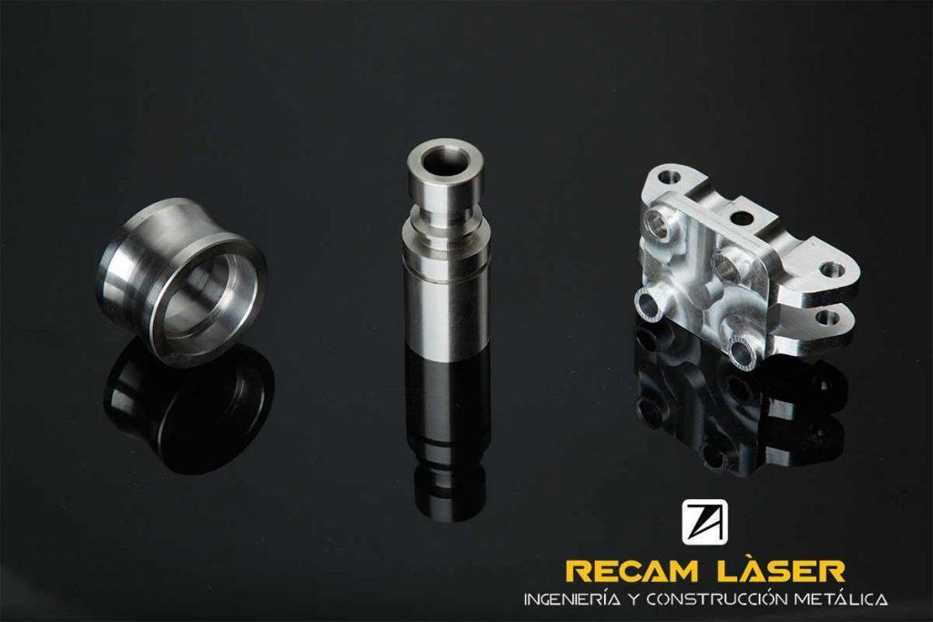 Mecanizado CNC Recam I