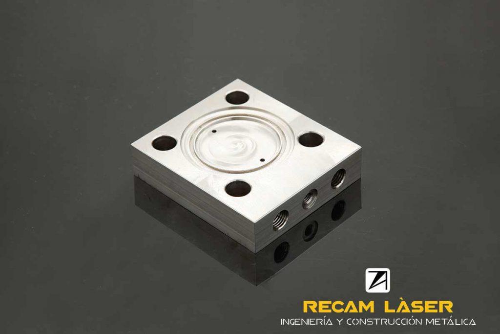 Mecanizado CNC Recam II