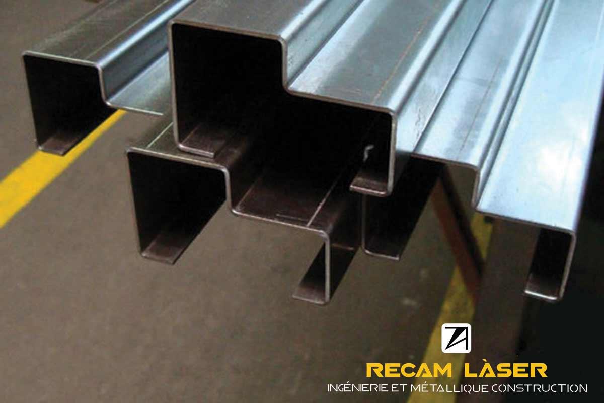 Pliage CNC Recam Laser