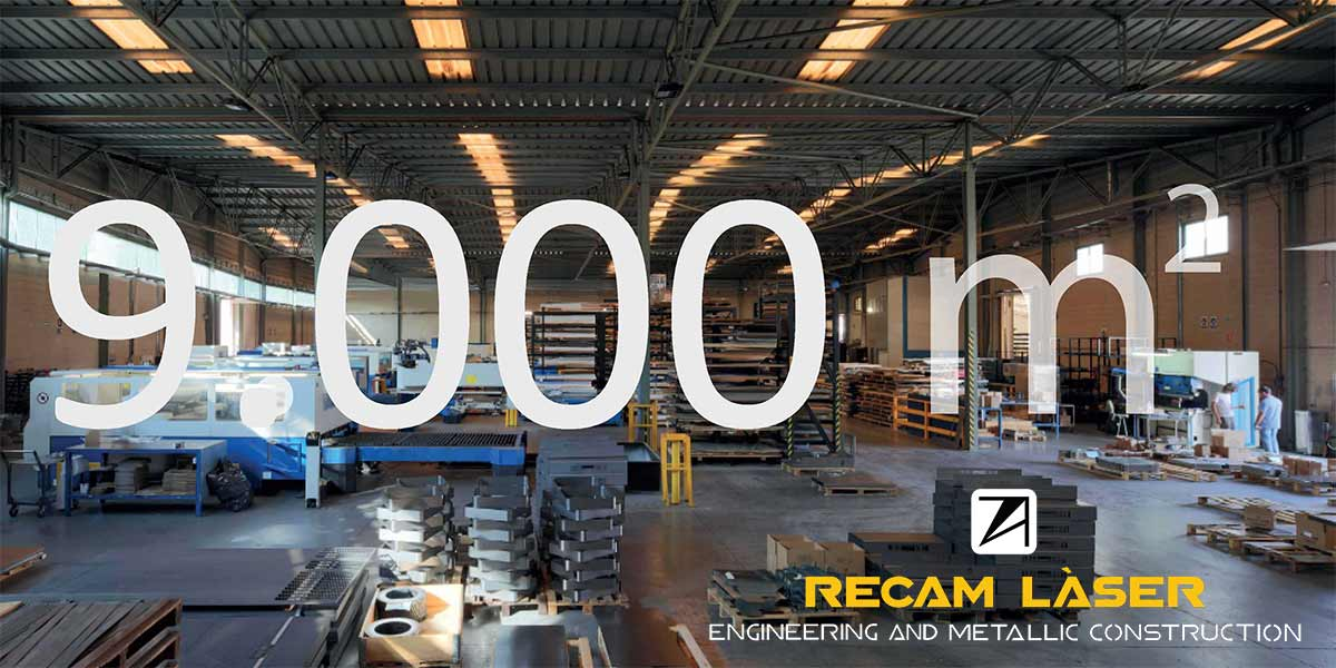 Recam Laser business career