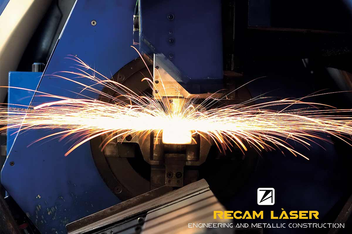 Recam Tube Laser Cutting