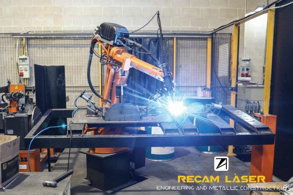 Robotic Welding II
