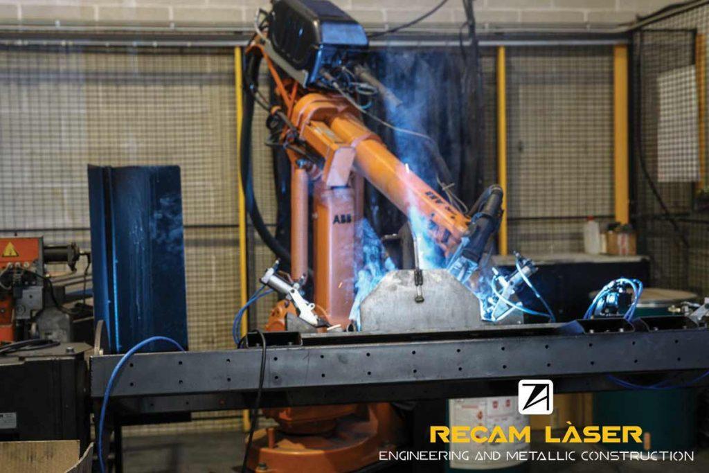 Robotic Welding III